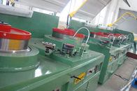 Chiny Large Vertical Cable Drawing Machine , High Accurancy Cupper Rod Breakdown Machine fabryka