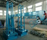 Chiny Heavy Duty Wire Payoff Machinery For Making Fence Sheet Extremely Excellent Conception firma